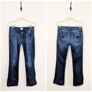 Hudson | Signature Flap Pocket Bootcut Jeans